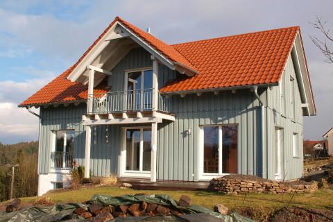 Holzhaus 04