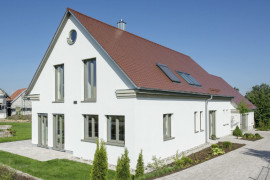 Holzhaus 01
