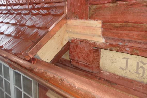 Holzbau-Reparaturen