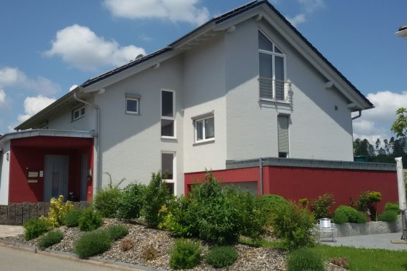 Holzhaus 14