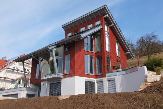 Holzhaus 06